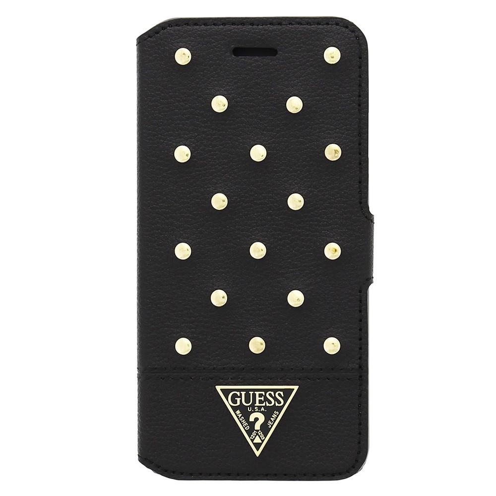 Guess Tessi iPhone 6 (S) Plus Folio Case zwart