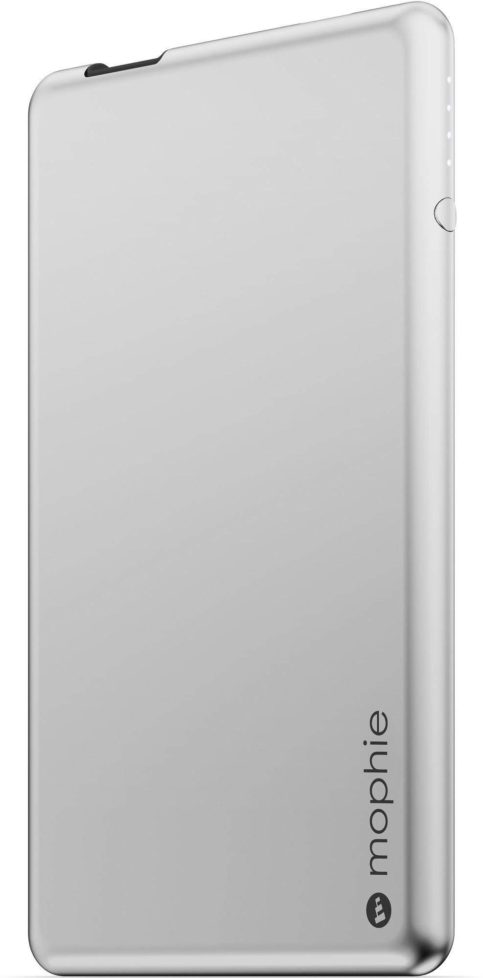 Mophie powerstation 2X 4000 mAh zilver