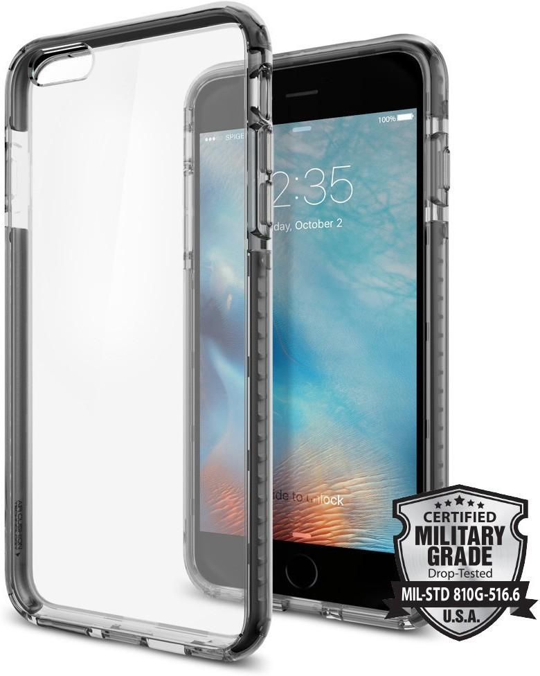 Spigen Ultra Hybrid TECH iPhone 6(S) Plus zwart