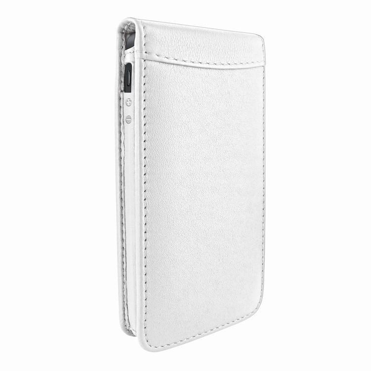 Piel Frama Magnetic iPhone 5(S)/SE wit