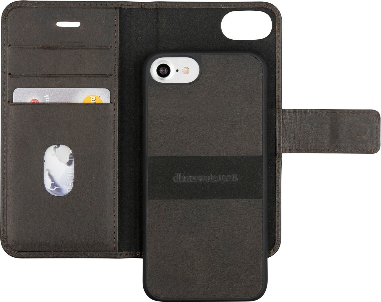 dbramante1928 Lynge 2 case iPhone 7 hunter