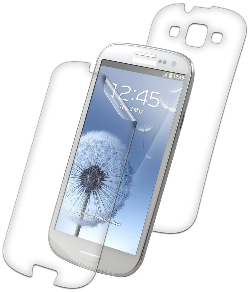 ZAGG invisibleSHIELD Galaxy S3 Full Body