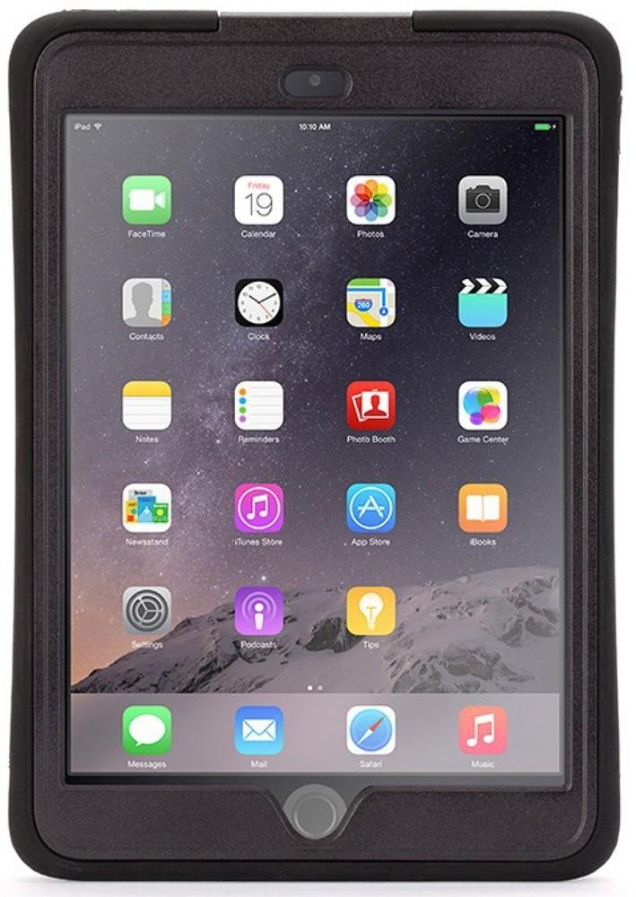 Griffin Survivor Slim case iPad Mini 1/2/3 zwart