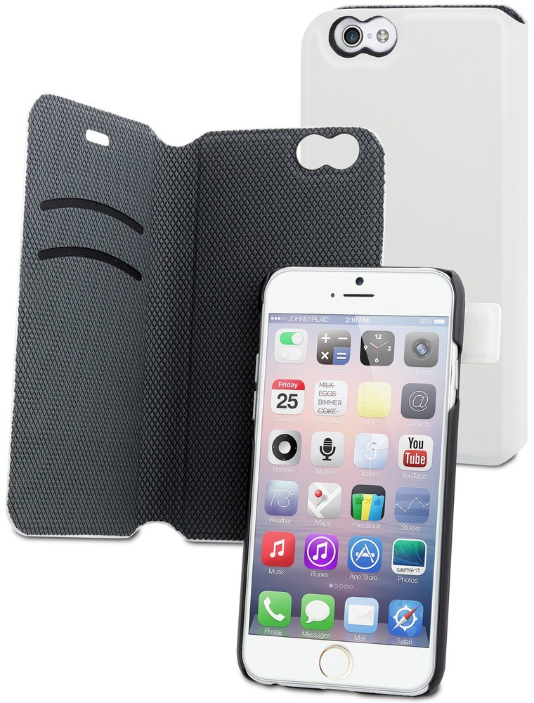 Muvit Magic Folio Case iPhone 6(S) wit