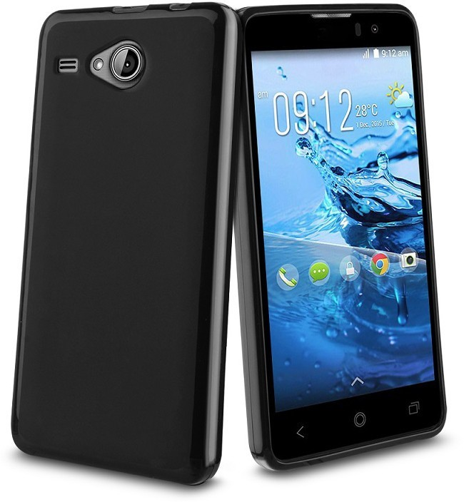 Muvit Minigel Case Liquid Z520 Black
