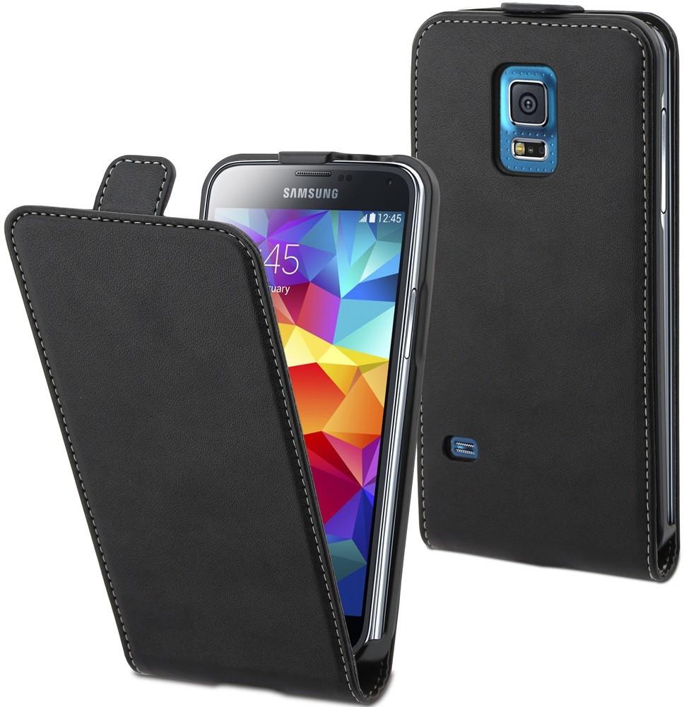 Muvit Slim Case Galaxy S5 Mini Black