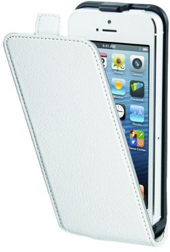 Muvit Slim Case iPhone 5(S)/SE wit