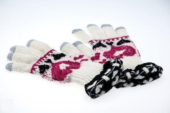 Avanca Touchscreen Handschoenen Winter Romance