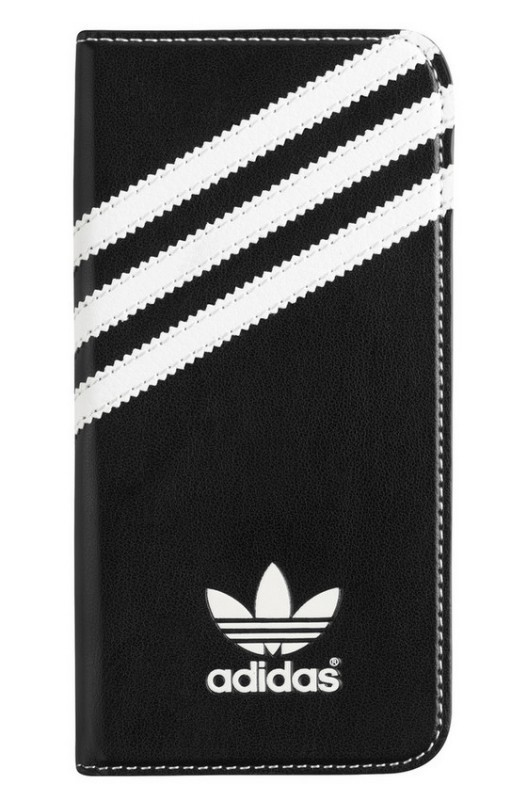 Adidas Booklet case iPhone 7 / 8 zwart