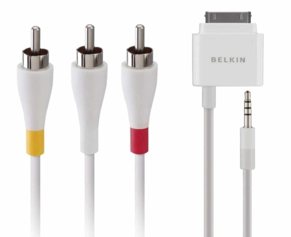 Belkin videokabel met oplaadsnoer