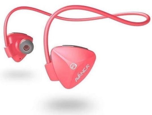 Avanca D1 Bluetooth Headset Roze