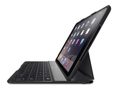 Belkin QODE Ultimate Keyboard Case iPad Air 2 zwart