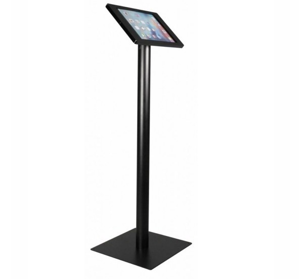 Tablet Vloerstandaard Fino iPad 9,7 inch zwart