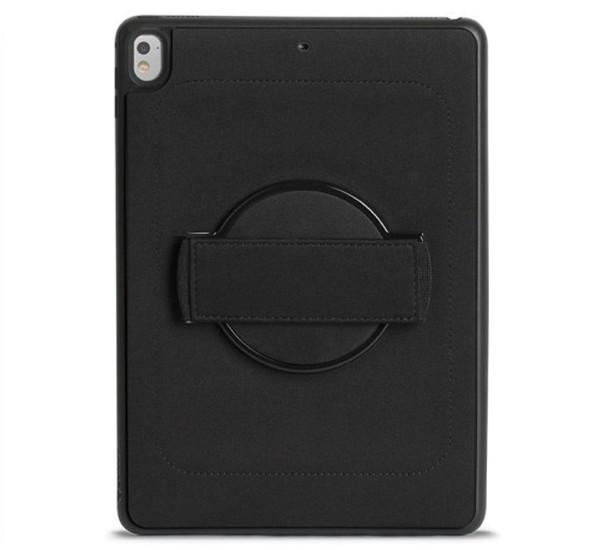 Griffin AirStrap 360 case met handvat iPad Air 2 / Pro 9.7 / 2017 / 2018 zwart