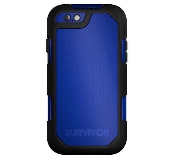 Griffin Survivor Summit iPhone 6 / 6S Black / Blue