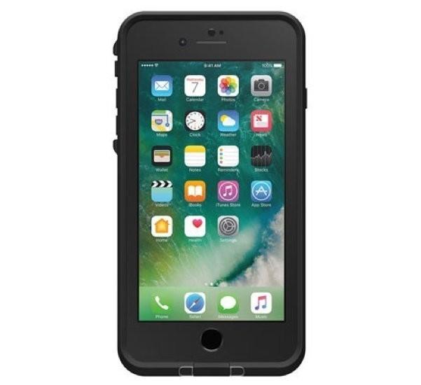 Lifeproof Fre iPhone 7 Plus Asphalt zwart