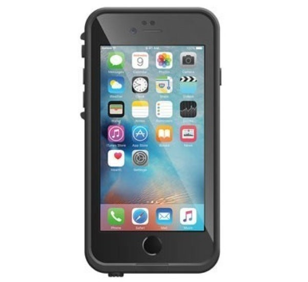 Lifeproof Fre case iPhone 6(S) zwart