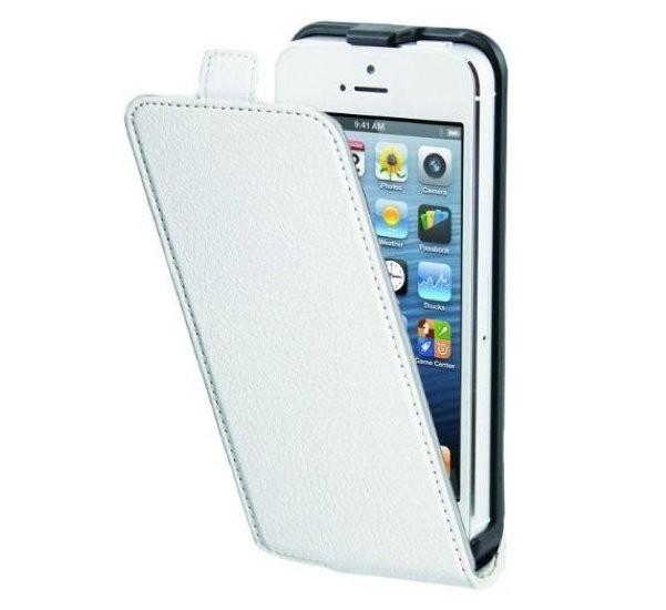 Muvit Slim Case iPhone 5(S)/SE wit