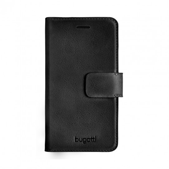 Bugatti Berlino Booklet case 2 in 1 iPhone 7 zwart