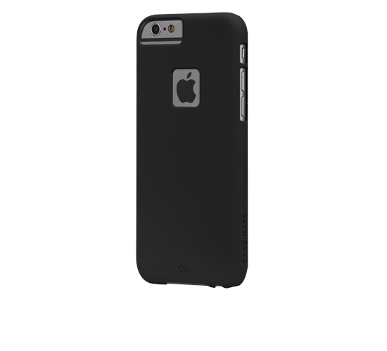 Case-Mate Barely There iPhone 6(S) zwart
