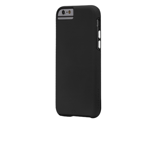 Case-Mate Tough case iPhone 6(S)/7 zwart