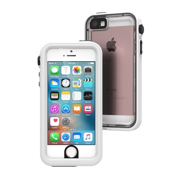 Catalyst waterproof case iPhone 5(S)/SE wit