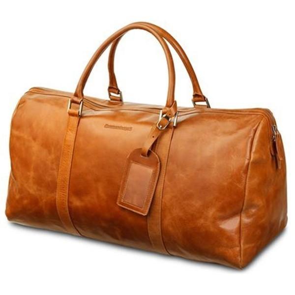 dbramante1928 Kastrup Weekender Bag Golden Tan