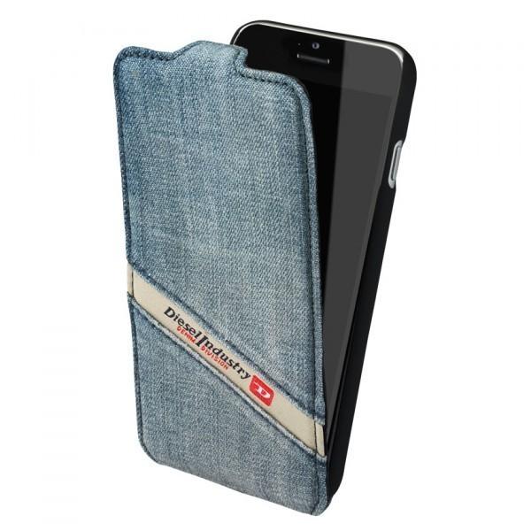 Diesel Flip Case denim iPhone 6(S)