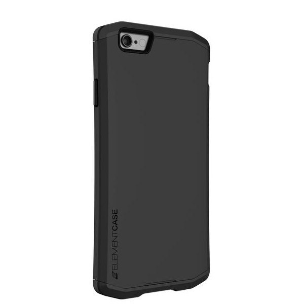 Element Case Aura (Solace Vibe) iPhone 6(S) zwart