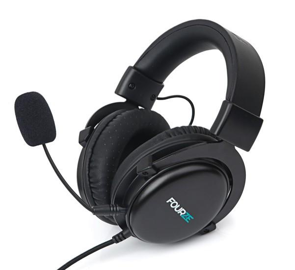 Fourze GH300 gaming headset zwart