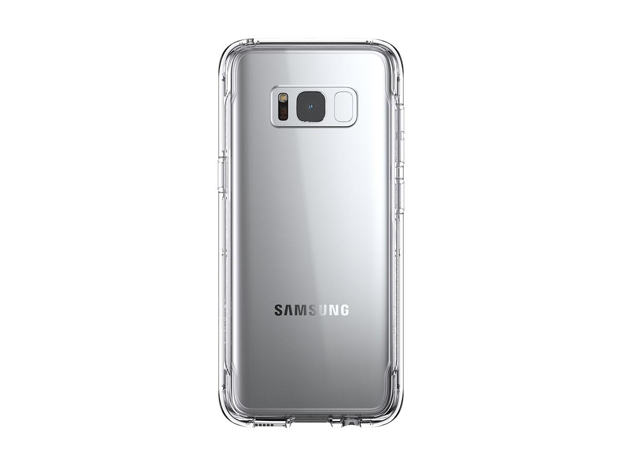 Griffin Survivor Clear Galaxy S8 Plus transparant