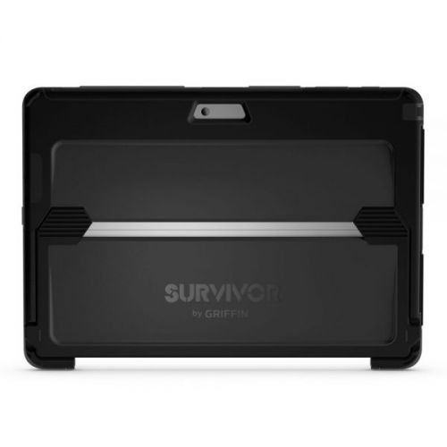 Griffin Survivor Slim Case Microsoft Surface Pro 4 grijs/zwart
