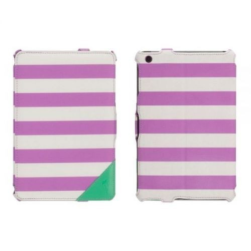 Griffin Journal Booklet Case iPad Mini paars/wit