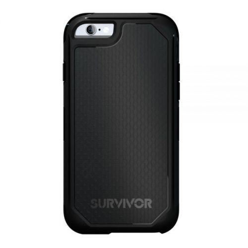 Griffin Survivor Adventure Case iPhone 6(S) zwart