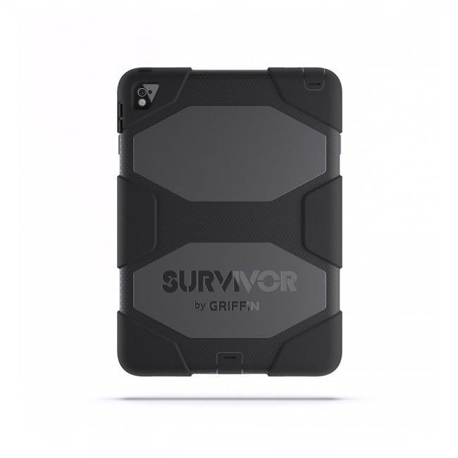 Griffin Survivor Case iPad Air 2 / iPad Pro 9.7 zwart