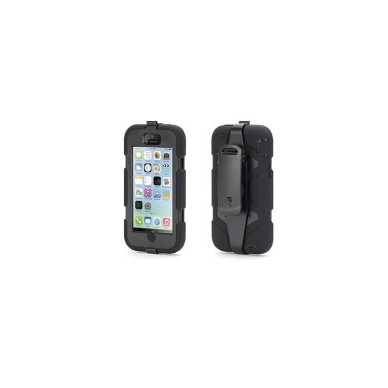 Griffin Survivor All-Terrain hardcase iPhone 5C zwart