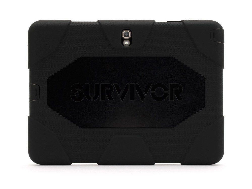 Griffin Survivor All-Terrain hardcase Galaxy Tab S 10.5 zwart