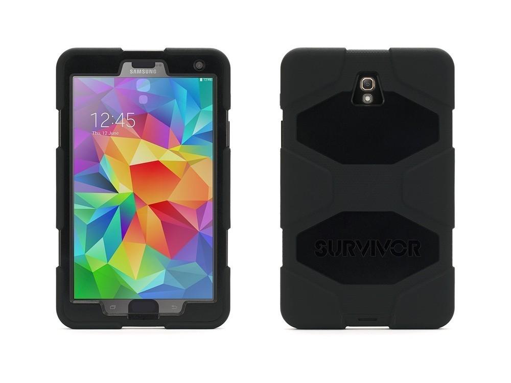 Griffin Survivor hardcase Galaxy Tab S 8.4 zwart