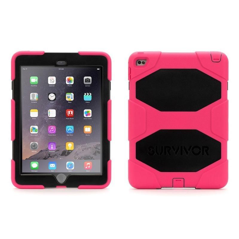Griffin Survivor All-Terrain hardcase iPad Air 2 roze