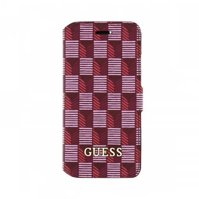 Guess Jet Set Book Case iPhone 6(S) roze
