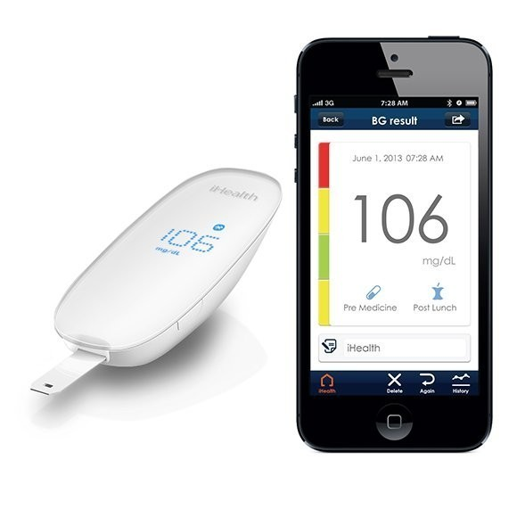 iHealth draadloze glucose meter