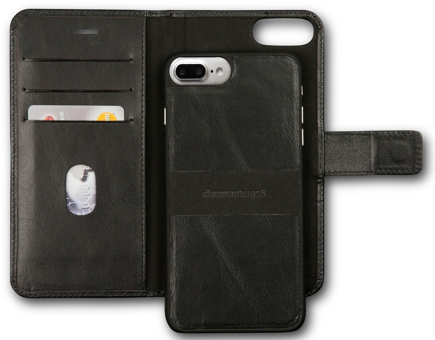 dbramante1928 Lynge 2 case iPhone 7 Plus zwart