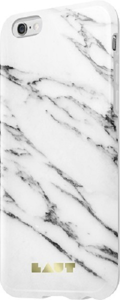 Laut Huex case iPhone 6(S) Marble wit