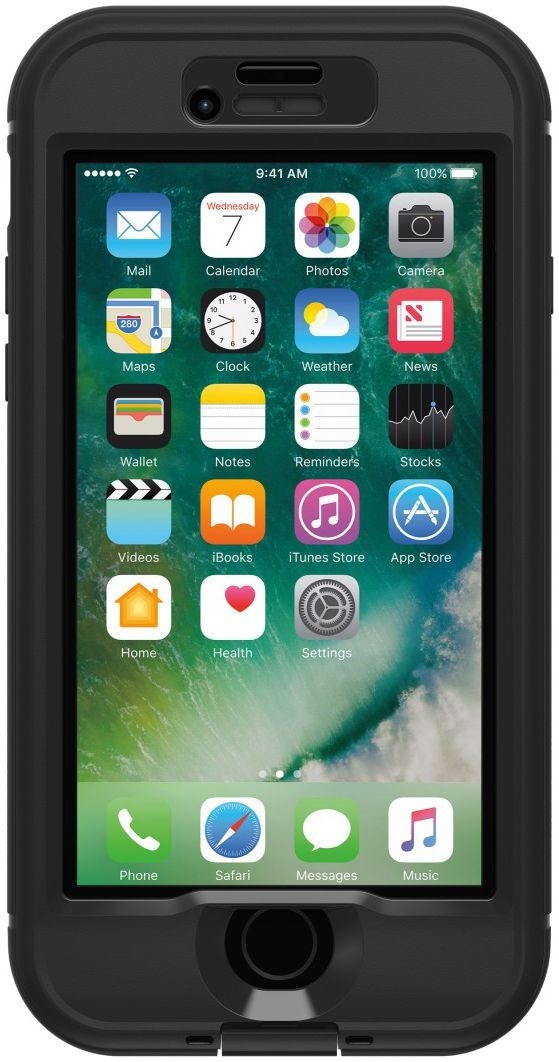 Lifeproof Nüüd iPhone 7 / 8 zwart