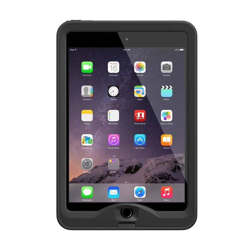 Lifeproof nüüd case iPad Mini 1/2/3 zwart
