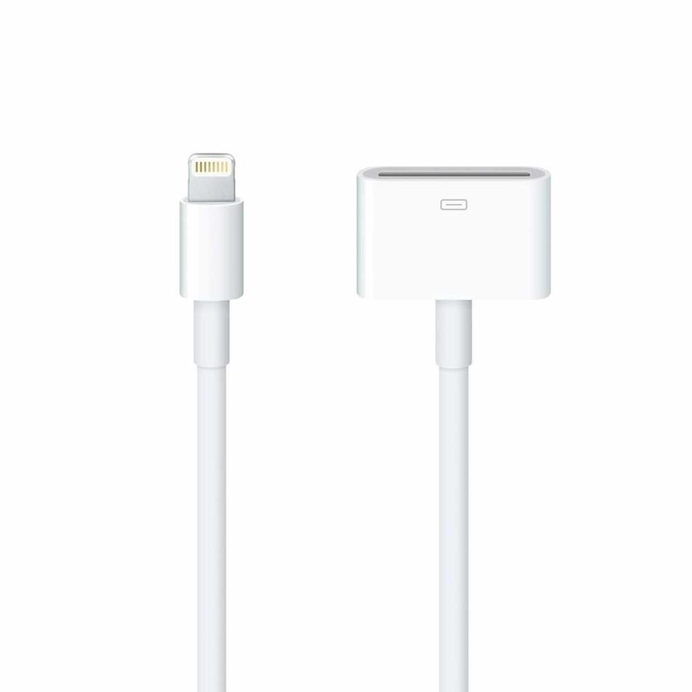 Apple Lightning-naar-(30 pens)-adapter MD824ZM/A