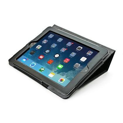 Griffin Journal Booklet case iPad 2/3/4 zwart