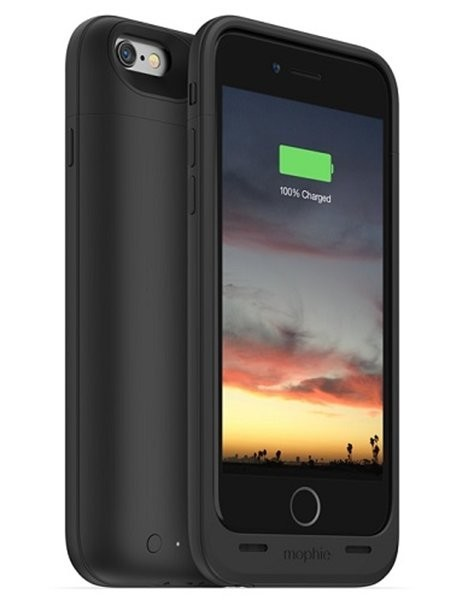 Mophie Juice Pack Air iPhone 6(S) zwart