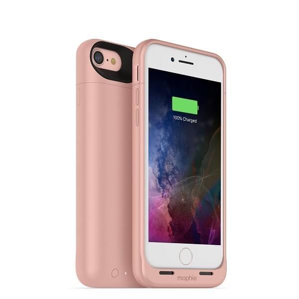 Mophie Juice Pack Air iPhone 7 / 8 / SE 2020 rozé goud
