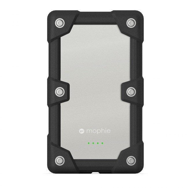Mophie juice pack powerstation PRO 6000 mAh zwart